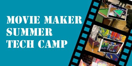 Movie Maker Summer Tech Camp tickets