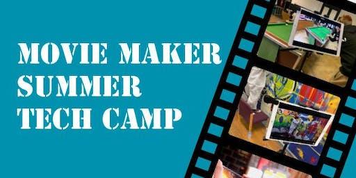 Movie Maker Summer Tech Camp