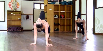 Beginners Four Week Yoga Dance Intensive