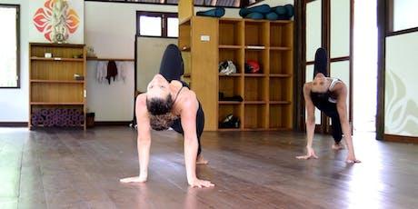Beginners Four Week Yoga Dance Intensive tickets