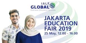 IALF Global Jakarta - Pameran Pendidikan Studi ke Luar...
