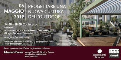 Progettare una nuova cultura dell'outdoor.