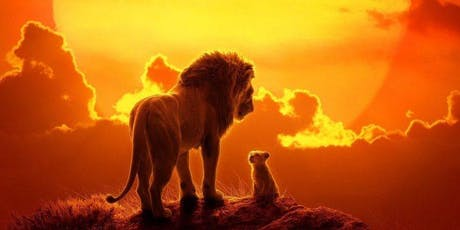 SPS Lion King Family Movie Afternoon tickets