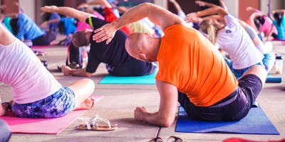 Wolverhampton LGBT+ Alliance Yoga Thursday Evening Session