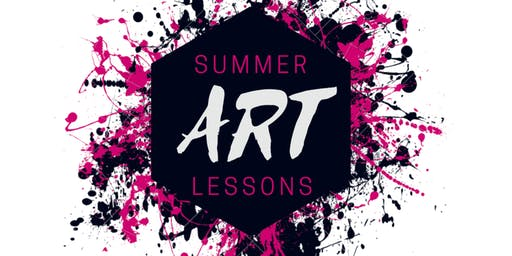 Summer Art Lessons