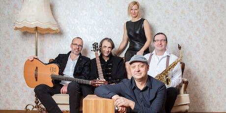 Open-Air-Kino mit Live-Musik in Gustavsburg Tickets