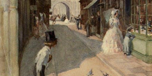 Explore Dickens' London