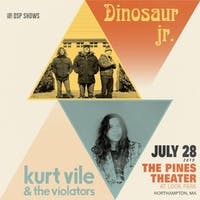 Dinosaur Jr., Kurt Vile and the Violators