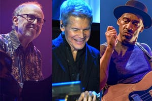 Double Vision Revisted featuring Bob James, David Sanborn & Marcus Miller