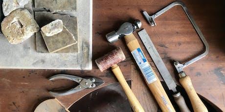 Make A Silver Torque Bangle Workshop tickets
