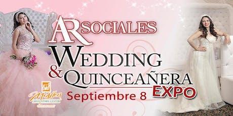 AR Sociales Wedding & Quinceañera Expo tickets