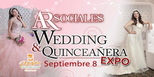AR Sociales Wedding & Quinceañera Expo