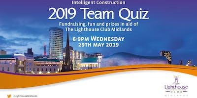 Intelligent Construction 2019 Team Quiz