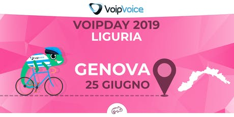 VoipDay Liguria biglietti
