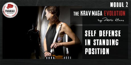 Krav Maga Course  -  Modul 2 | Self-Defense in Standing Position Tickets