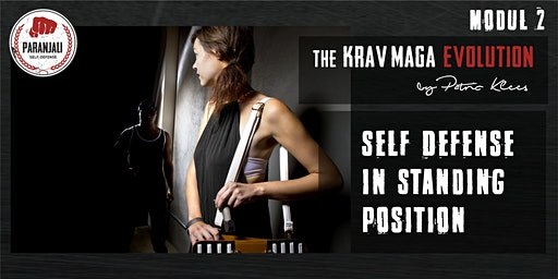 Krav Maga Course  -  Modul 2 | Self-Defense in Standing Position