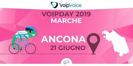 VoipDay Marche biglietti