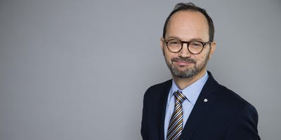 Meet the Leaders: Minister Tomas Eneroth