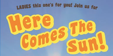 Here Comes The Sun- A FUNdraiser for Hope's Eating Disorders Support