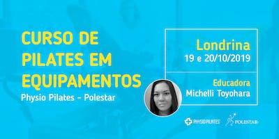 Curso de Pilates em Equipamentos - Physio Pilates Polestar - Londrina