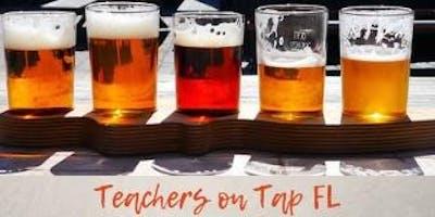 Teachers on Tap - Kickoff Event!
