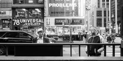 Midtown Manhattan Street Photography Workshop