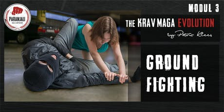 Krav Maga Course  -  Modul 3 | Ground Fighting Tickets