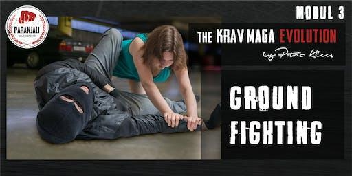 Krav Maga Course  -  Modul 3 | Ground Fighting