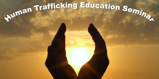 Lansing, MI Human Trafficking Counselor Training Events