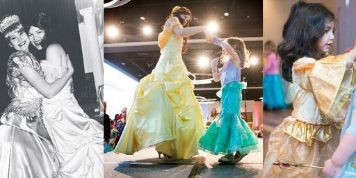 Enchanted Princess Ball & Belles Royal Wedding
