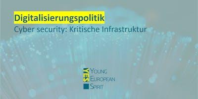 Digitalisierung - Cyber security: Kritische Infrastruktur