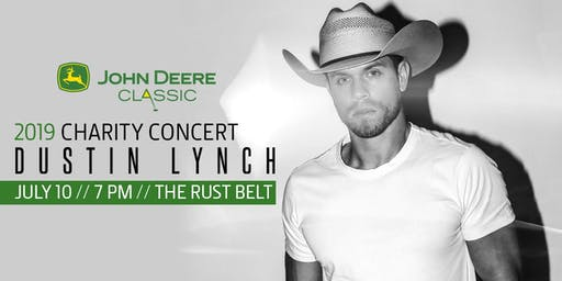 Dustin Lynch Charity Concert