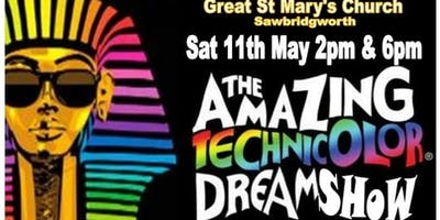 The Amazing Technicolor Dream Show