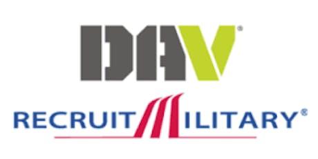 DAV │ RecruitMilitary Career Development Resource Day & Job Fair tickets