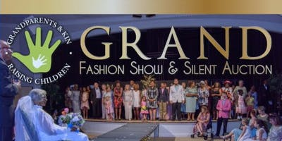 FAYETTE Grandparents and Kin GRAND Fashion Show & Silent Auction 2019