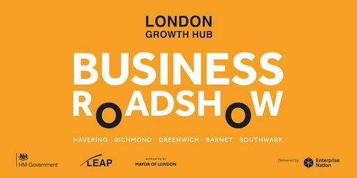 London Growth Hub Business Roadshow: Richmond