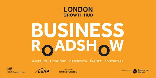 London Growth Hub Business Roadshow: Barnet