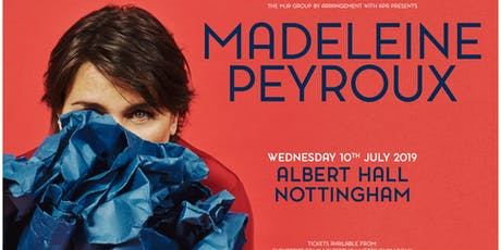Madeleine Peyroux (Albert Hall, Nottingham) tickets
