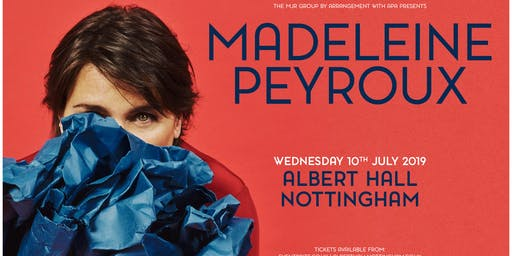 Madeleine Peyroux (Albert Hall, Nottingham)