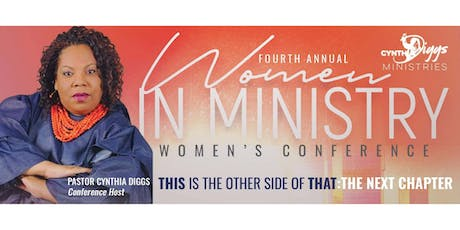 Women In Ministry Women's Conference tickets
