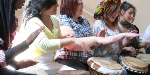 African Drumming Workshop, Redditch