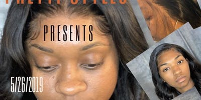 Lace Frontal Look n Learn