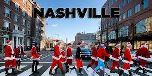 Nashville Santa Crawl 2019