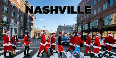 Nashville SantaCon Crawl 2019