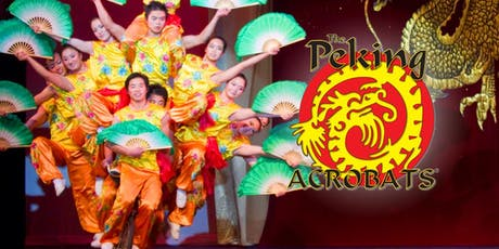 The Stars of the Peking Acrobats at the Summer Arts Festival - Loft Seats tickets