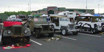 46th Annual Military Vehicle Car Show and Huge Militaria Surplus Flea Market