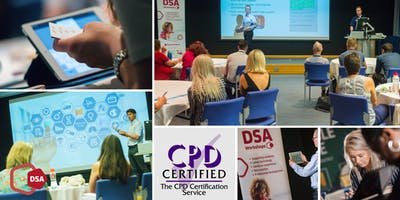 DSA Workshop, Manchester (+ extra training session)
