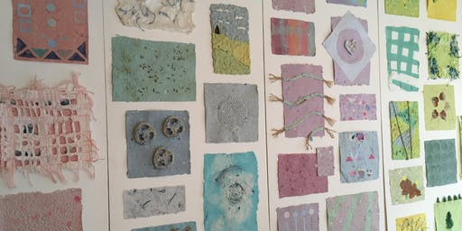 PULP TO PAPER: CREATIVE PAPERMAKING WORKSHOP