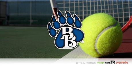 Brewer HS - Bear Summer Tennis Camp | June 24 - 27 tickets