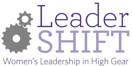 LeaderSHIFT Women's Executive Leadership Certificate Program offered by Columbia College | Fall 2019 Cohort tickets